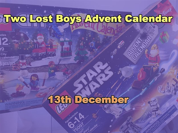 Two Lost Boys Advent Calendar 13th December