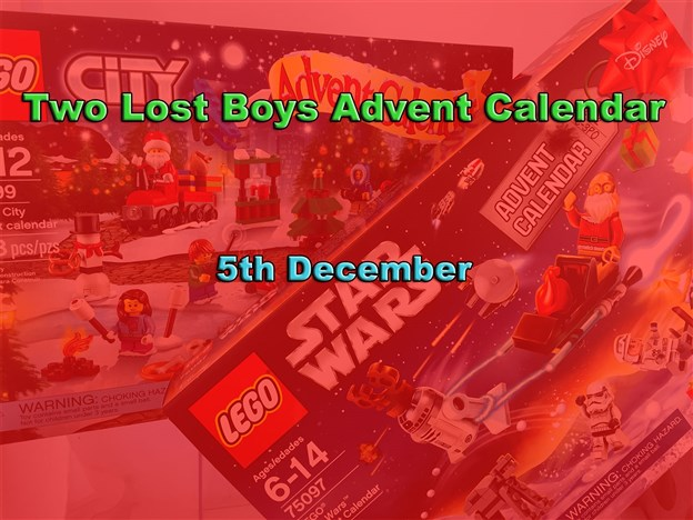 Two Lost Boys Advent Calendar 5th December
