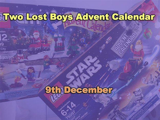 Two Lost Boys Advent Calendar 9th December