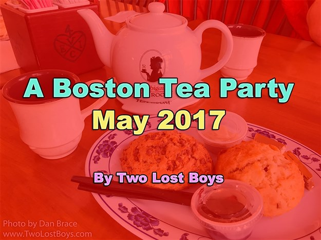 A Boston Tea Party, May 2017
