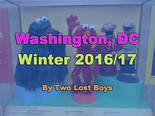 Washington DC, Winter 2016/17