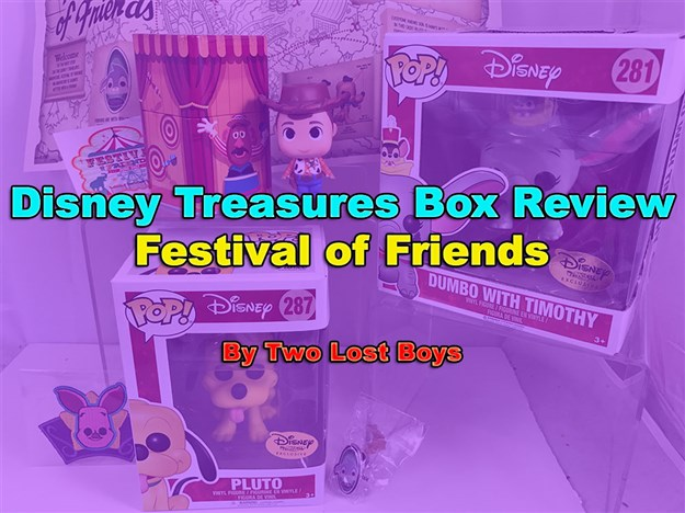 Disney Treasures Box Review - Festival of Friends
