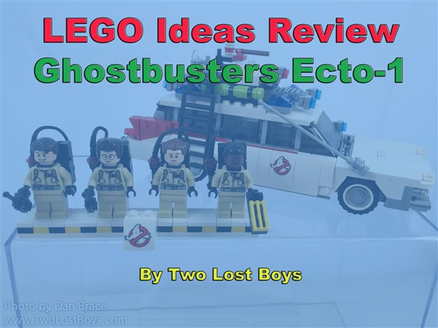 LEGO Ideas Review - Ghostbusters Ecto-1