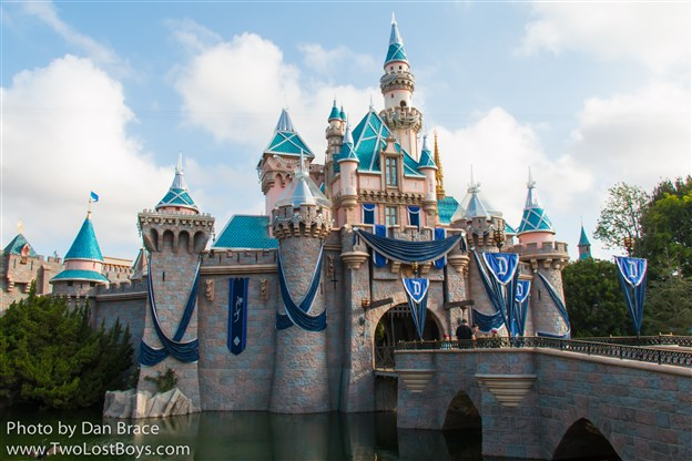 Happy 60th Anniversary Disneyland!