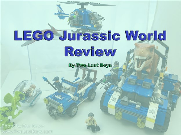 Jurassic World LEGO Review