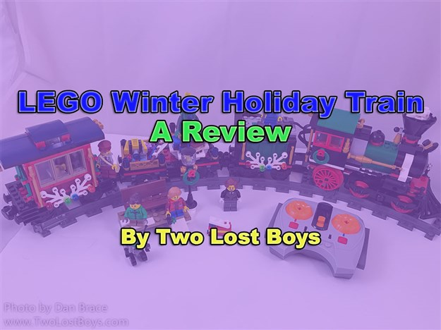 LEGO Winter Holiday Train, A Review