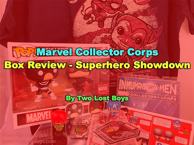 Marvel Collector Corps - Superhero Showdowns