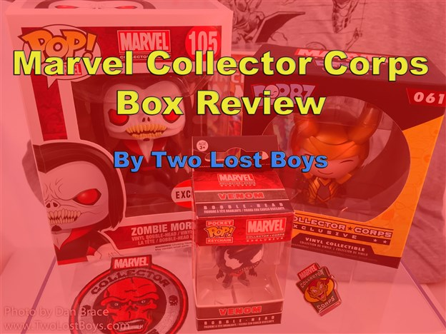 Marvel Collector Corps - Villains Box Review