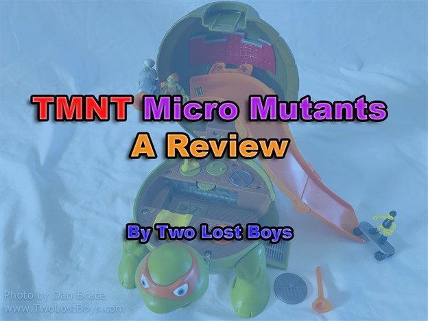 TMNT Micro Mutants Review