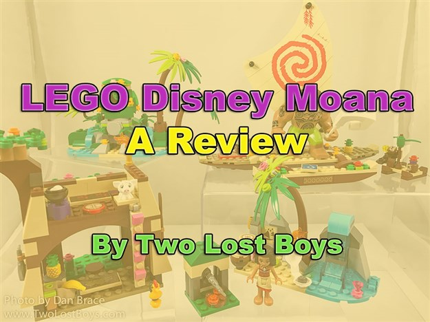 LEGO Disney Moana Review