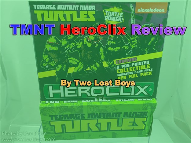TMNT HeroClix Review