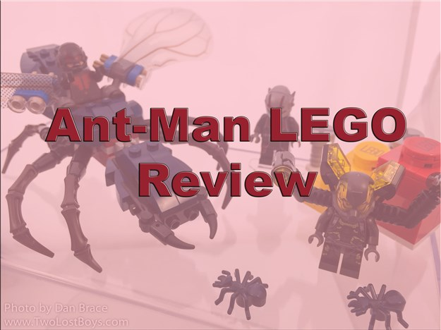Ant-Man LEGO Review