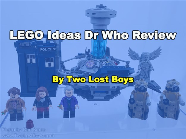 LEGO Ideas Dr Who Review
