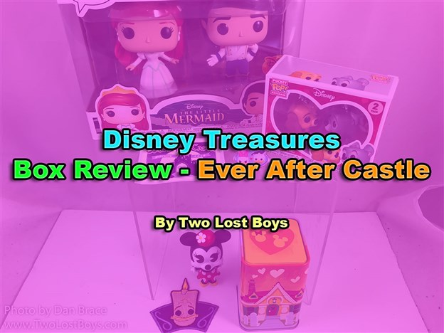 Disney Treasures Box Review - Ever After Castle