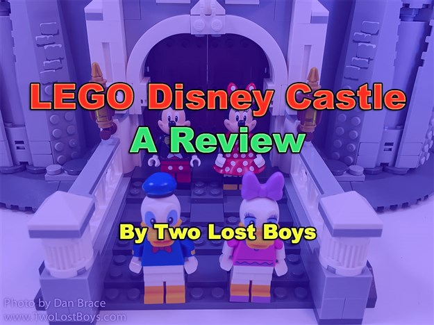 LEGO Disney Castle Review