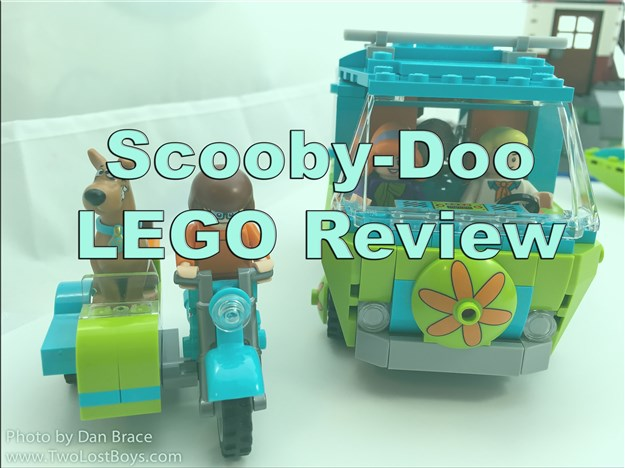 Scooby-Doo LEGO Review