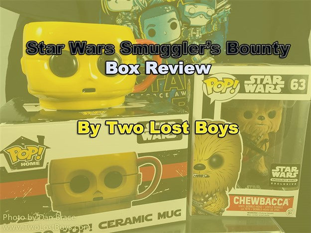 Star Wars Smuggler's Bounty - Box Review