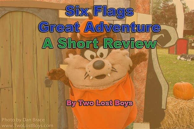 Six Flags Great Adventure - A Short Review