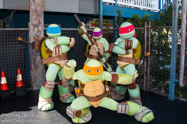 Teenage Mutant Ninja Turtles Review Index