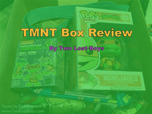 TMNT Box Review